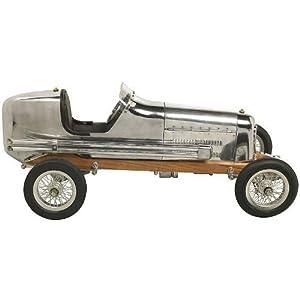 1930s Bantam Midget - 19 in. Length - Silver - Authentic Models PC011