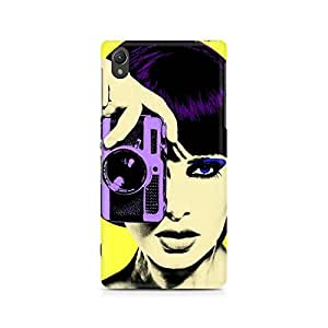 Ebby Chick who Clicks Premium Printed Case For Sony Xperia Z5 Dual