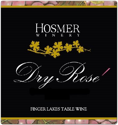 2013 Hosmer Dry Rose 750 Ml
