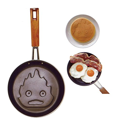 Ghibli Howl's Moving Castle Calcifer Kitchen Tool Pancake pan