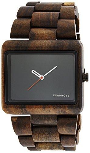 [カーボルツ]KERBHOLZ 腕時計 Reineke(ライネケ) Sandal Wood(サンダルウッド) 9809003  【正規輸入品】