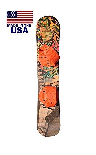 Graffiti Snowboard