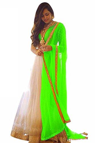 Clickedia-Womens-Silk-Net-Silk-Beige-Green-Semi-Stitched-Lehenga-With-Blouse-Pc