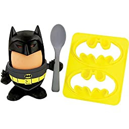 DC Comics Batman Egg Cup and Toast Cutter by pal