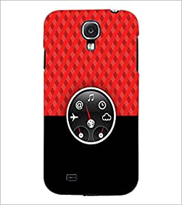 PrintDhaba Funny Meter D-3516 Back Case Cover for SAMSUNG GALAXY S4 (Multi-Coloured)