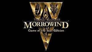 The Elder Scrolls III: Morrowind Game of the Year [Online Game Code]
