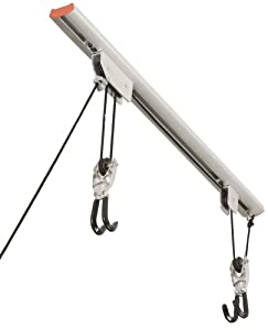 Racor Pro ABL-1R Aluminum Ceiling Mounted Bike Lift