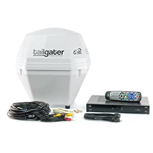 Dish ViP211K Tailgate Bundle with HD Receiver