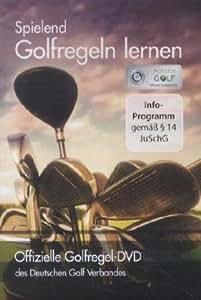 Offizielle Golfregel-DVD, 1 DVD