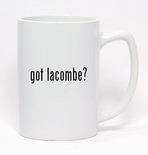 got lacombe? - Statesman Ceramic Coffee Mug 14oz (Lacombe Coffee compare prices)