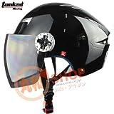 バイクヘルメット T505 ヘルメット ジェット 半キャップ 半帽 ハーフ 多色選択可能! 期間限定、送料無料【商品1・XLサイズ】