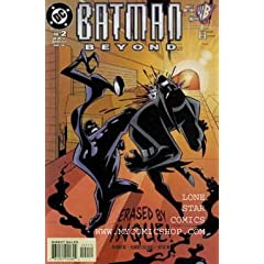 Batman Beyond (2nd Series) 2 by HILARY J. BADER