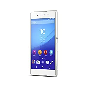 Sony Xperia Z3+ UK Version SIM-Free Smartphone - White