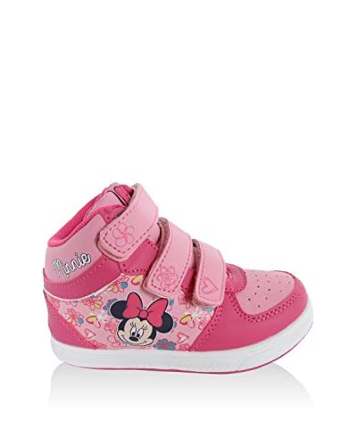 Disney Zapatillas abotinadas Minnie