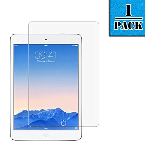 Click to buy (1 Pack) [Lifetime Warranty] iPad Air Air2 Pro (9.7 inch ONLY) Screen Protector, Etrech® 9H Hardness 0.26mm HD Tempered Glass for iPad Air / iPad Air 2 / iPad Pro 9.7 - From only $8.95