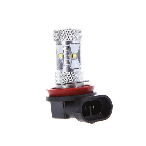 Docooler H11 30W High Power Ultra Bright Cree Led Car Foglamp Fog Light 650Lm White