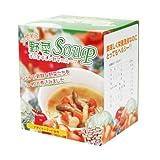 蒲屋忠兵衛商店 スラっと野菜スープ [おいしくダイエット]
