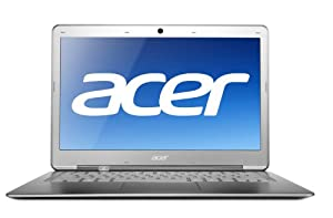 Acer Aspire S3 Ultrabook S3-951-6616 13.3-inch Notebook (Ci5-2467M, 4GB DDR3, 240 GB SSD, HDMI, Bluetooth)(Silver)