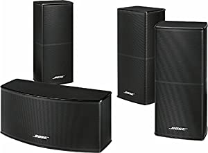 Bose SoundTouch 520 Home Theater System, (738377-1100), Black