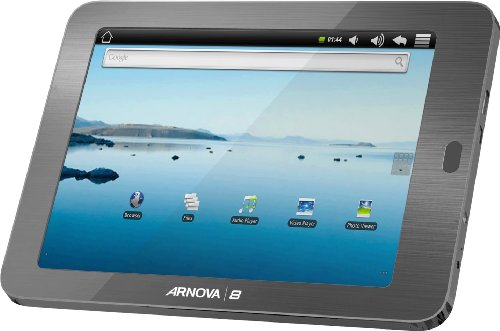 Arnova 8 501700 8-Inch Android Internet Tablet - Black