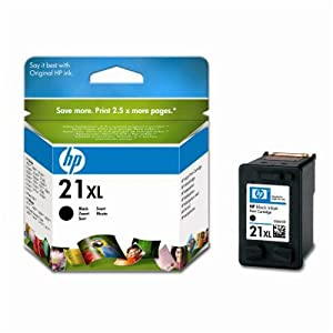 HP 21XL - Print cartridge - 1 x black - 475 pages
