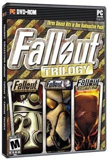 Fallout Trilogy - 3 Pack Compilation