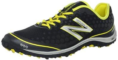 New Balance Men's M1690 Minimus Running Shoe,Black/Yellow,11 D US