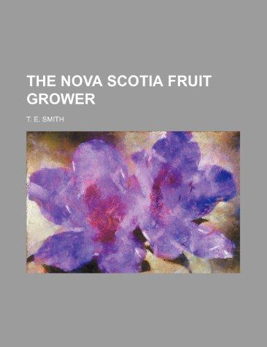 The Nova Scotia Fruit Grower