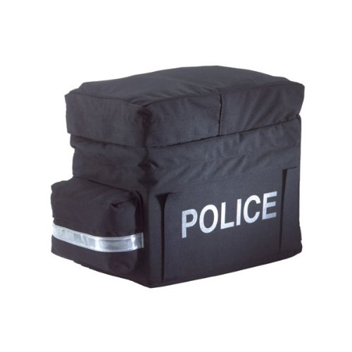 Inertia Designs Police Rack Trunk W/ Pocket