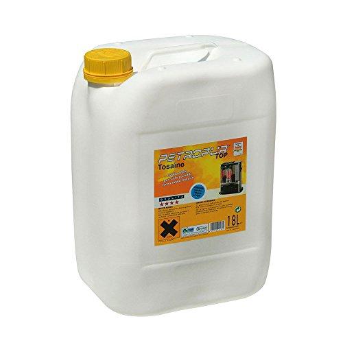 PETROPUR TOP combustibile liquido 18Lt inodore stufe riscaldamento casa CB32TL