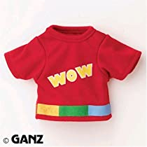 Webkinz Clothing - WHEEL OF WOW TEE