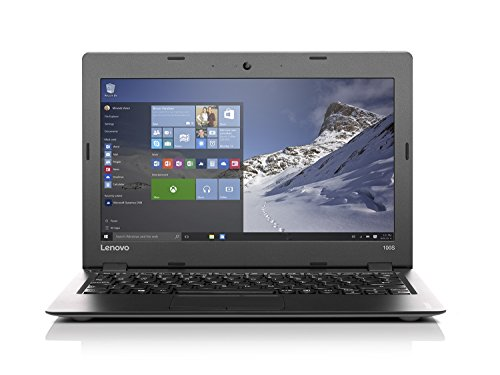 Lenovo ideapad 100S 11.6-Inch Laptop Notebook (Silver) - (Intel Atom Z3735F, 2Gb RAM, 32Gb eMMC, WLAN, BT, Camera, Integrated Graphics, Windows 10 Home)