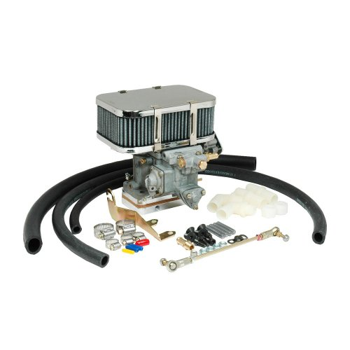 Omix-Ada 17702.06 Performance Carburetor Conversion Kit (1975 Jeep Cj5 Carburetor compare prices)