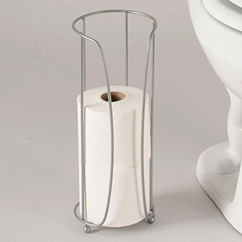 Ldr 3 Piece Storage Organizer Set Satin Nickel Finish Home Garden Bathroom Accessories Bathroom