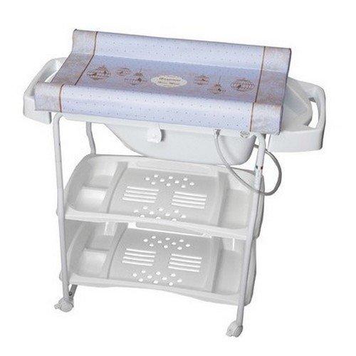 Papaya caravella Baby Bath-Vasca da bagno, stile Vintage, colore: lilla