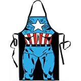 Captain America Character Costume Apron (ICUP Licensed)