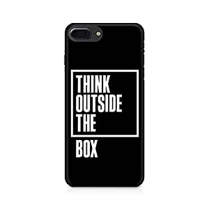 PRINTASTIC Outside the Box Premium Printed Mobile Back Case For Apple iPhone 7 Plus