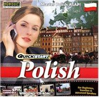 BRAND NEW Quickstart Quickstart Immersion Polish Speech Recognition Analysis Custom Preference Settings
