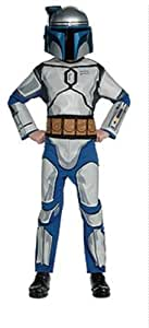 Rubie's Costume Co Star Wars Childs Jango Fett Costume, Large