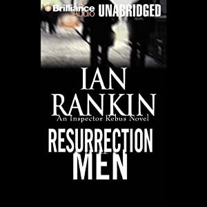 Resurrection Men: An Inspector Rebus Novel | [Ian Rankin]