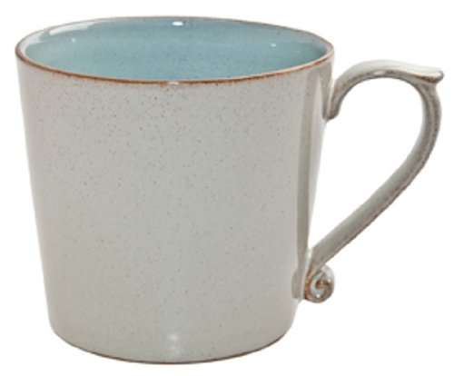 Denby Mug, Large, Pavilion Blue , Set Of 4