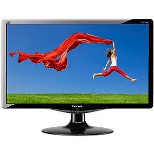 ViewSonic VA2431WM 24-Inch Widescreen LCD Monitor with