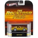 The Rockford Files Hot Bird 1/64 - Hot Wheels Diecast Models