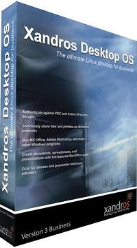 Xandros Desktop OS Business Edition