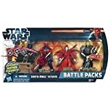 Star Wars Special Edition Battle Pack DARTH MAUL RETURNS (Nightsister Savage Opress)