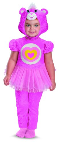 Disguise Costumes Care Bears Wonderheart Bear Infant Classic