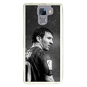 a AND b Designer Printed Mobile Back Cover / Back Case For Huawei Honor 7 (HON_7_1439)