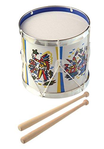 new-classic-toys-2042894-percussion-tambour-avec-motifs-de-indiens