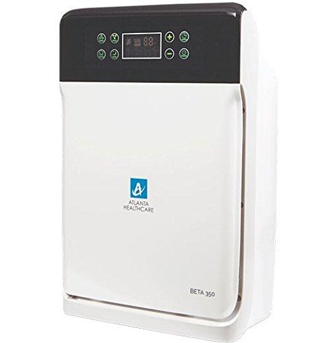 Atlanta Healthcare Beta 350 43-Watt Air Purifier (White)
