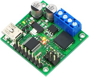 Jrk 21v3 USB Motor Controller with Feedback (Pololu Motor Controller compare prices)